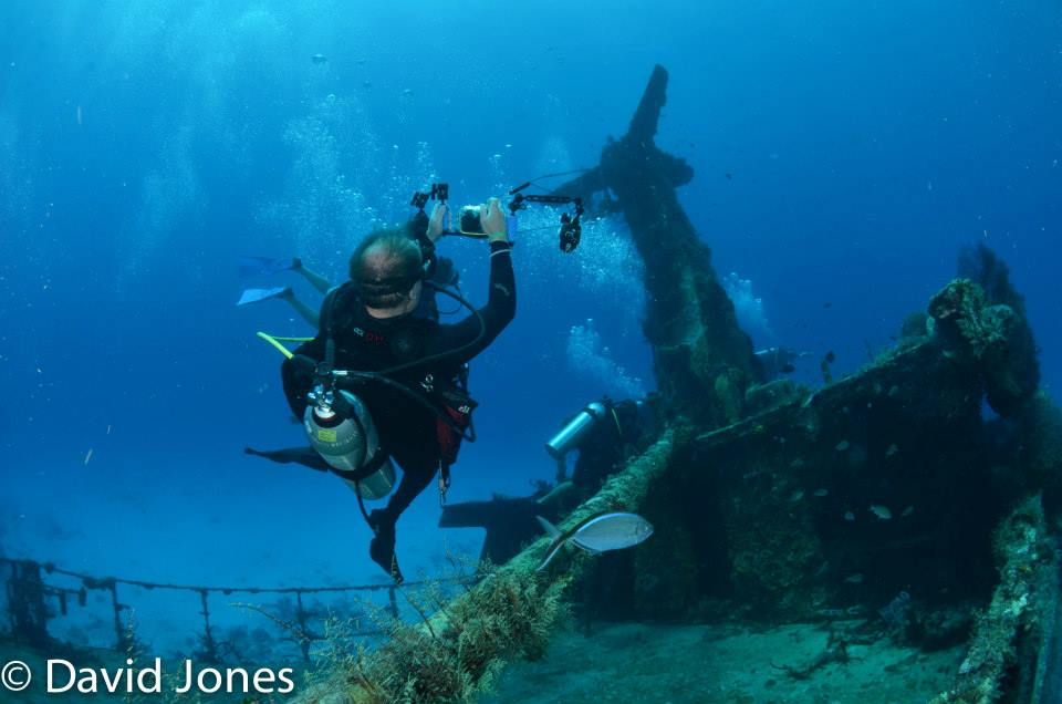 Diving on wrecks with the PADI Advanced Open Water Course