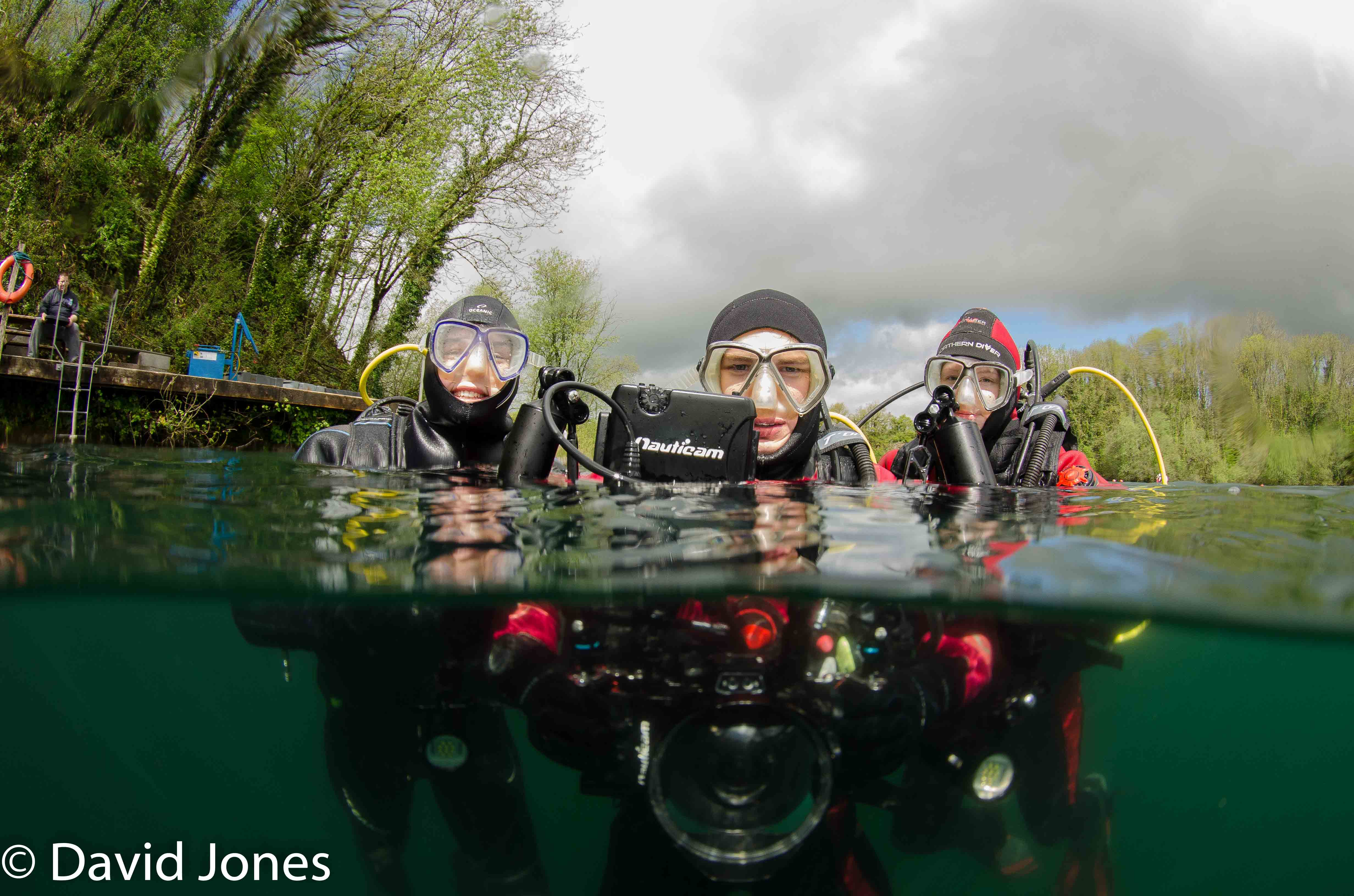 PADI Media Diver Speciality Course