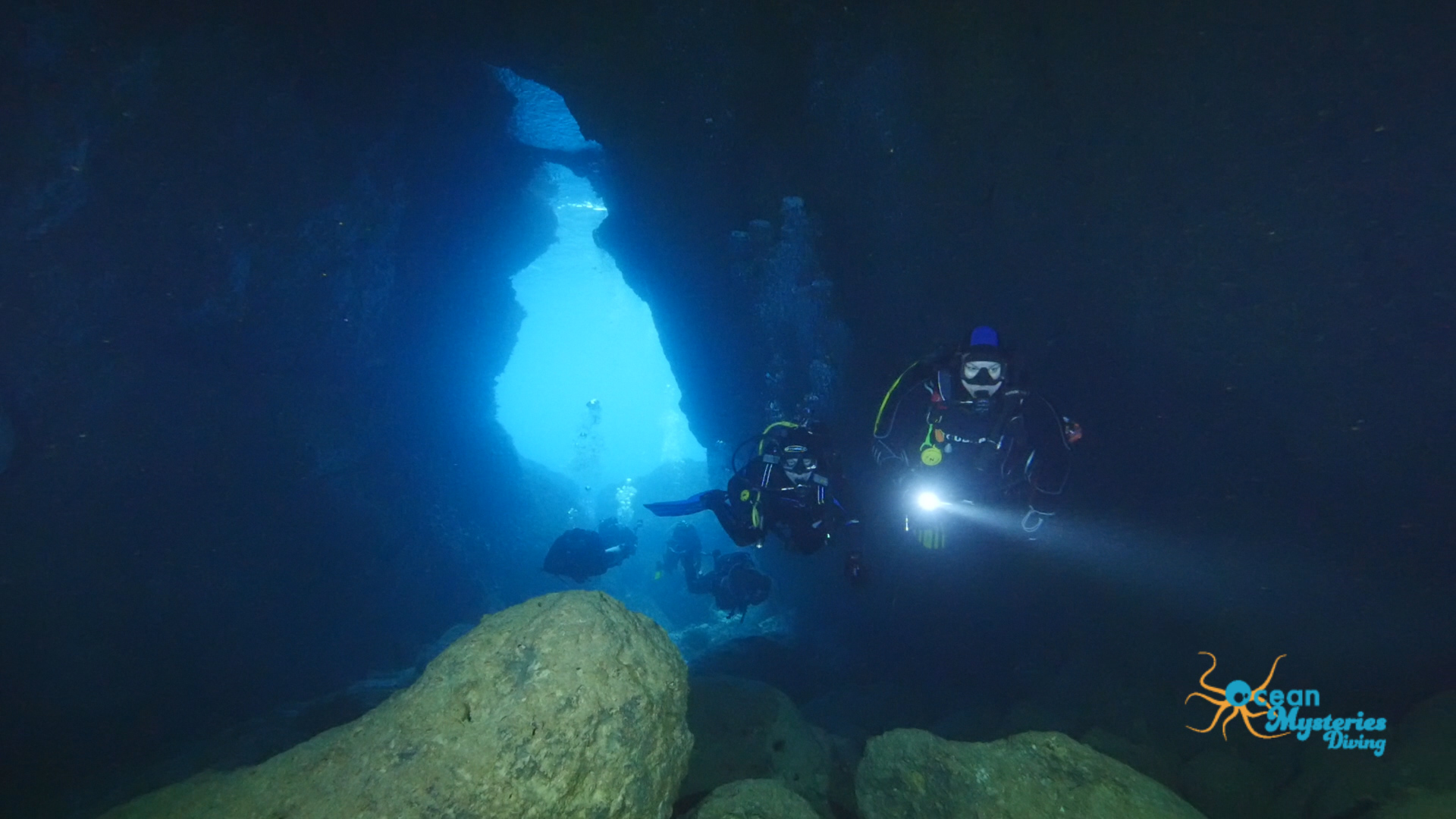 Scorpion Cave - Malta